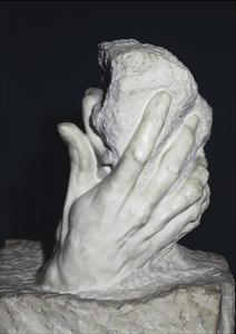 Hand of God, 1896 by Auguste Rodin