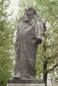 Honoré de Balzac (1799-1850), écrivain by Auguste Rodin