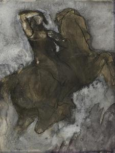 Horseman, 1889 by Auguste Rodin