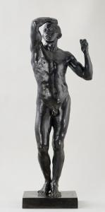 L'Age d'airain by Auguste Rodin