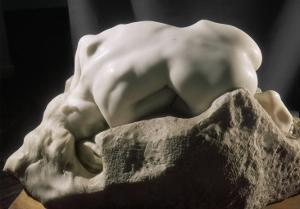 La Danaïde by Auguste Rodin
