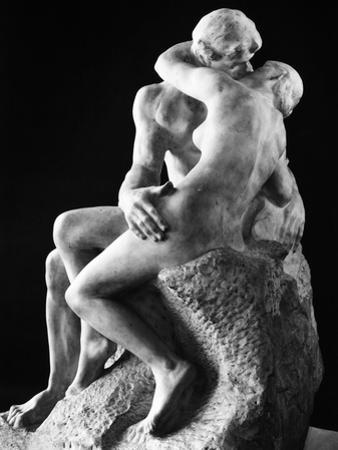 Rodin: The Kiss, 1886 by Auguste Rodin