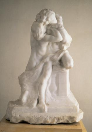 Romeo and Juliet, 1905 by Auguste Rodin