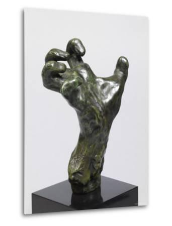 Sculpture of a Hand, Showing a Hand Strained in Tension