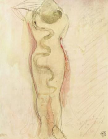Serpent Et Eve