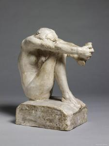 Statuette of Despair, c.1890 by Auguste Rodin