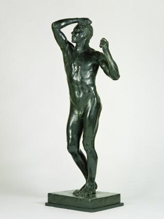 The Age of Bronze, 1877 by Auguste Rodin
