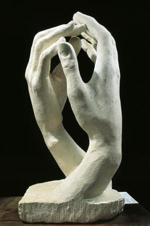 The Cathedral, 1909 by Auguste Rodin