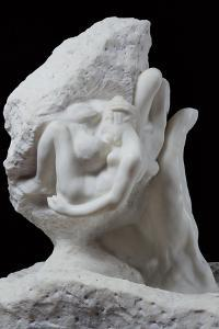The Hand of God, or the Creation, 1902 by Auguste Rodin