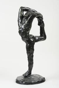 The Large Dancer, c.1911 by Auguste Rodin