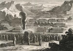 Ark of the Covenant by Augustin Calmet