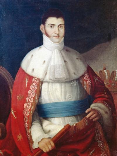 Augustin De Iturbide--Giclee Print