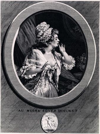 Au Moins Soyez Discret!, 1789