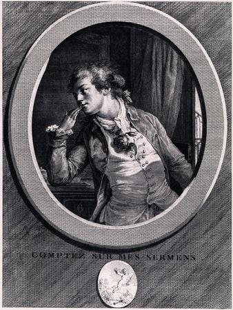 Comptez Sur Mes Serments!, 1789