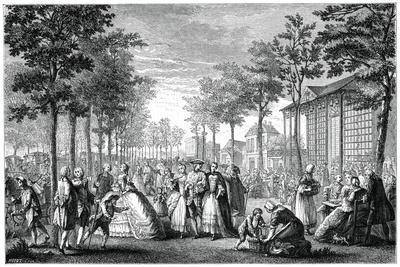 The Promenade, Paris