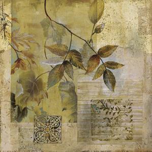 Botanical Motif I by Augustine (Joseph Grassia)