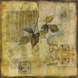 Botanical Motif IV by Augustine (Joseph Grassia)