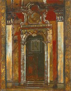 La Porta VII by Augustine (Joseph Grassia)
