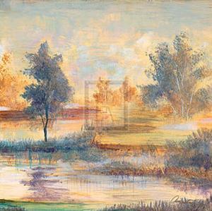 River Glade I by Augustine (Joseph Grassia)