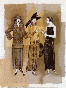 The Women III by Augustine (Joseph Grassia)