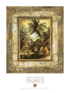 West Indies Palms II by Augustine (Joseph Grassia)