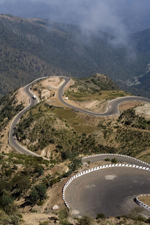 Eritrea the Old Road from Asmara to Massawa by Augusto Leandro Stanzani