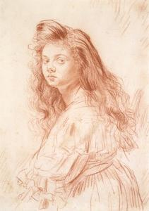 Cecily Beresford Hope by Augustus Edwin John