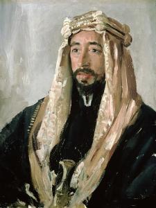 Emir Feisal (1883-1933), 1919 by Augustus Edwin John