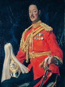 John, 7th Earl Spencer by Augustus Edwin John