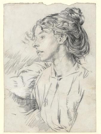 Portrait of Ursula Tyrwhitt, C.1897