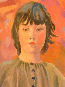 Robin John, C.1912-13 by Augustus Edwin John