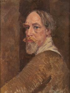 Self Portrait, C.1930 by Augustus Edwin John