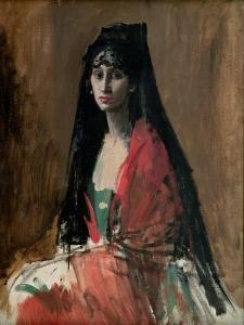 Senora Gandarillas, C.1920 by Augustus Edwin John