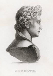 Augustus Roman Emperor