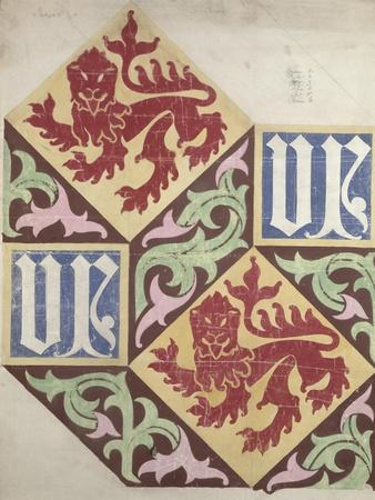 Floor Design For the Houses of Parliament