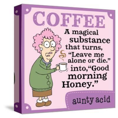 Coffee, a Magical Substance
