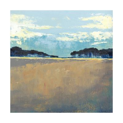 Aureate Seascape I-Grace Popp-Art Print