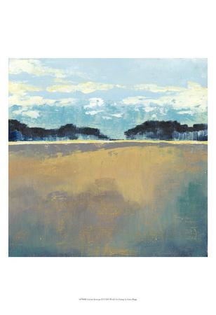 Aureate Seascape II-Grace Popp-Art Print