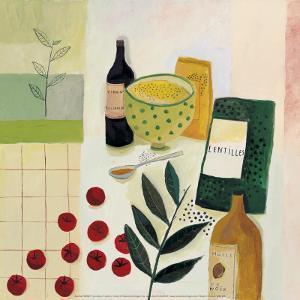Lentils by Aurelia Fronty