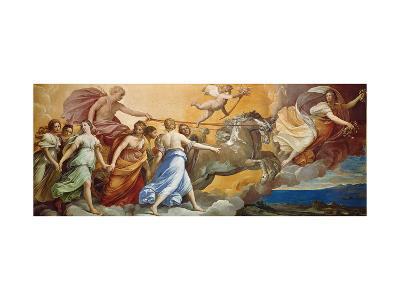 Aurora, 1613-14-Guido Reni-Giclee Print