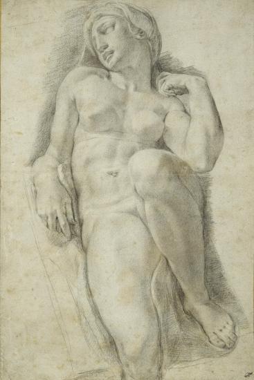 Aurora, after Michelangelo Buonarroti-Francesco De Rossi Salviati Cecchino-Giclee Print