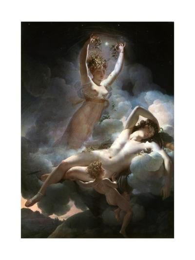 Aurora and Cephalus, 1811-Pierre Narcisse Guerin-Giclee Print