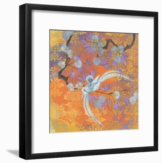 Aurora Australis I-Evelia Designs-Framed Art Print