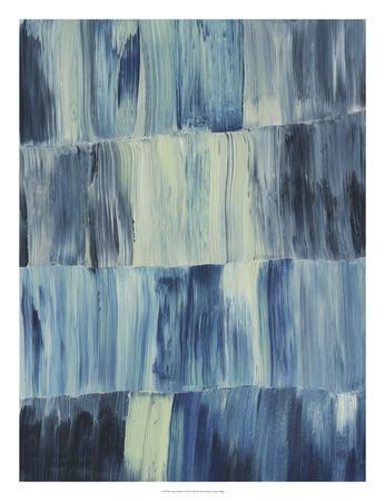 Aurora Blues I-Grace Popp-Giclee Print