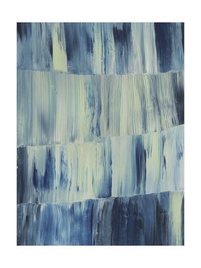 Aurora Blues II-Grace Popp-Art Print