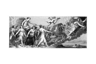 Aurora (Daw), 1613-1614- Perrichon-Giclee Print