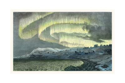 Aurora Observations, 1839-Detlev Van Ravenswaay-Giclee Print