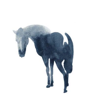 Chinese Horse by Aurore De La Morinerie