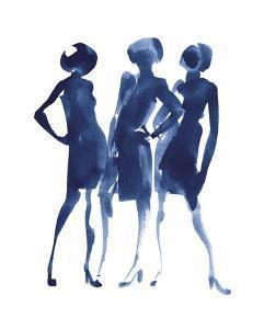 Three Women's by Aurore De La Morinerie
