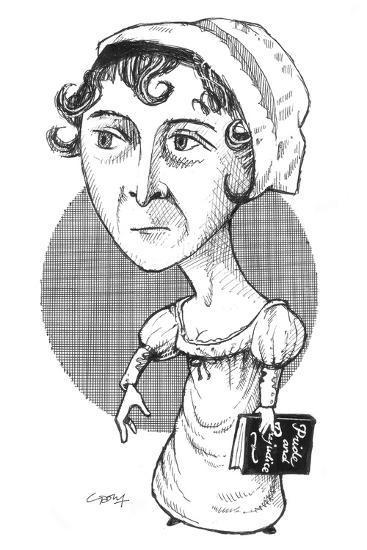 Austen-Gary Brown-Giclee Print